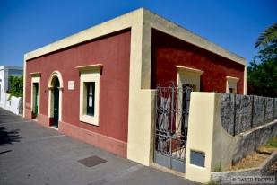 La maison dans laquelle a résidé le couple formé par le réalisateur Roberto Rossellini et l'actrice Ingrid Bergman durant le tournage du film Stromboli, considéré comme un classique du néoréalisme italien, pourrait devenir un musée. © David Trotta