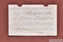 Seule une petite plaque indique la présence de Rossellini et de Bergman dans la maison. Elle se situe à quelques dizaines de mètres de la place principale de San Vincenzo. © David Trotta