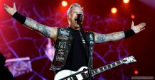 MARS | Metallica célèbre les 30 ans de son album Master of Puppets considéré comme l'une des pièces fondatrices du heavy Metal. Photo: Tommy Holl / CC BY 3.0. LIRE L'ARTICLE: https://planscultes.ch/2016/03/03/cetait-plein-de-junkies-qui-se-shootaient/
