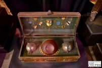 Dans l'univers de Harry Potter, le sport national est le Quidditch. Les balles sont le souffle, les cognards, et le vif d'or. © David Trotta