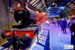 NOVEMBRE   La saga cinématographique Harry Potter fête 15 ans. Détour par les studios Warner de Leavesden, près de Londres, pour une visite de l'exposition spécialement conçue à cet effet. Photo: © David Trotta.