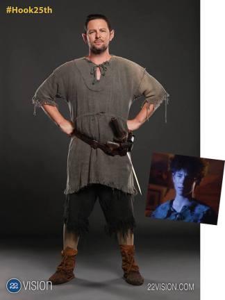 Jeune, Peter Pan était amoureux de Wendy. Dans le film, elle était notamment incarnée par Gwyneth Paltrow. IMAGE : 22 Vision
