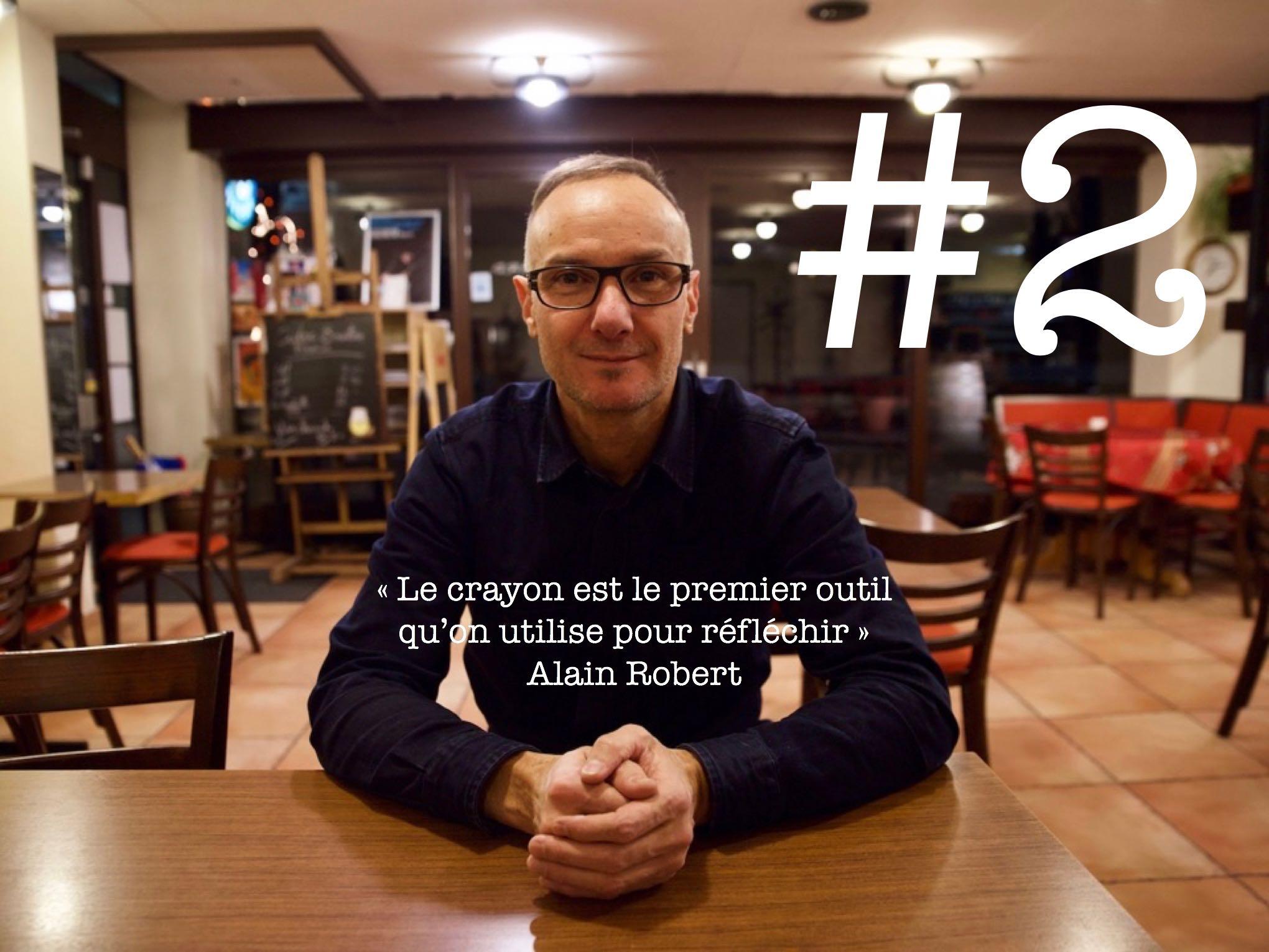 Alain Robert © DavidTrotta