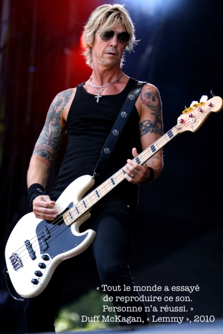 Duff McKagan. Wikimedia commons