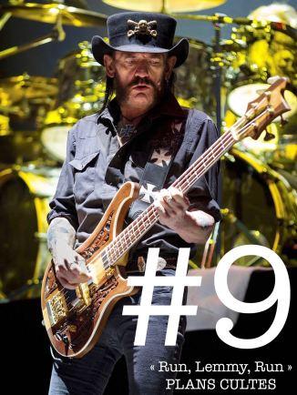 Neuvième place ex-aequo pour un article sur Lemmy Kilmister, le chanteur de Motörhead décédé le 28 décembre 2015, et son interprétation rock d'un classique de Noël. Lire l'article