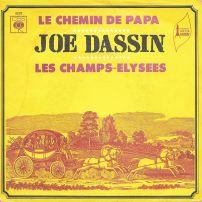 Une balade sur l'avenue, le cœur ouvert à l'inconnu, a finalement donné lieu à l'une des plus célèbres chansons françaises, enregistrée par Joe Dassin, et sortie au cours du mois de mai 1969.