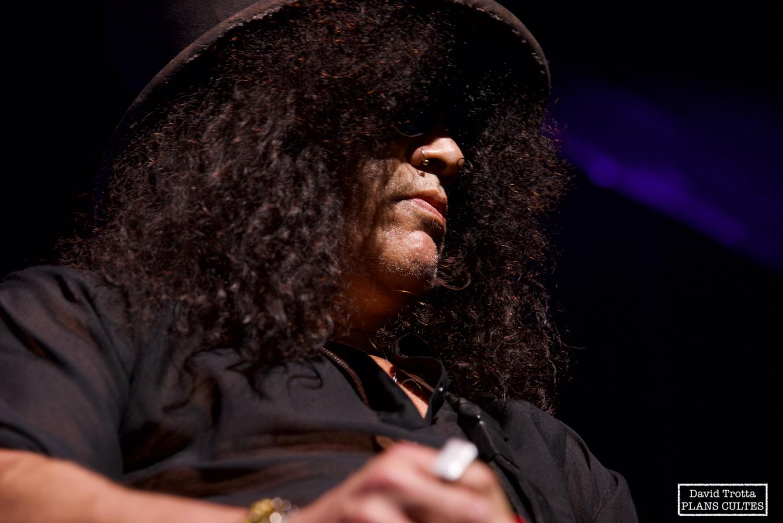 Slash Feat. Myles Kennedy & The Conspirators Montreux Jazz Festival 2019 © DavidTrotta