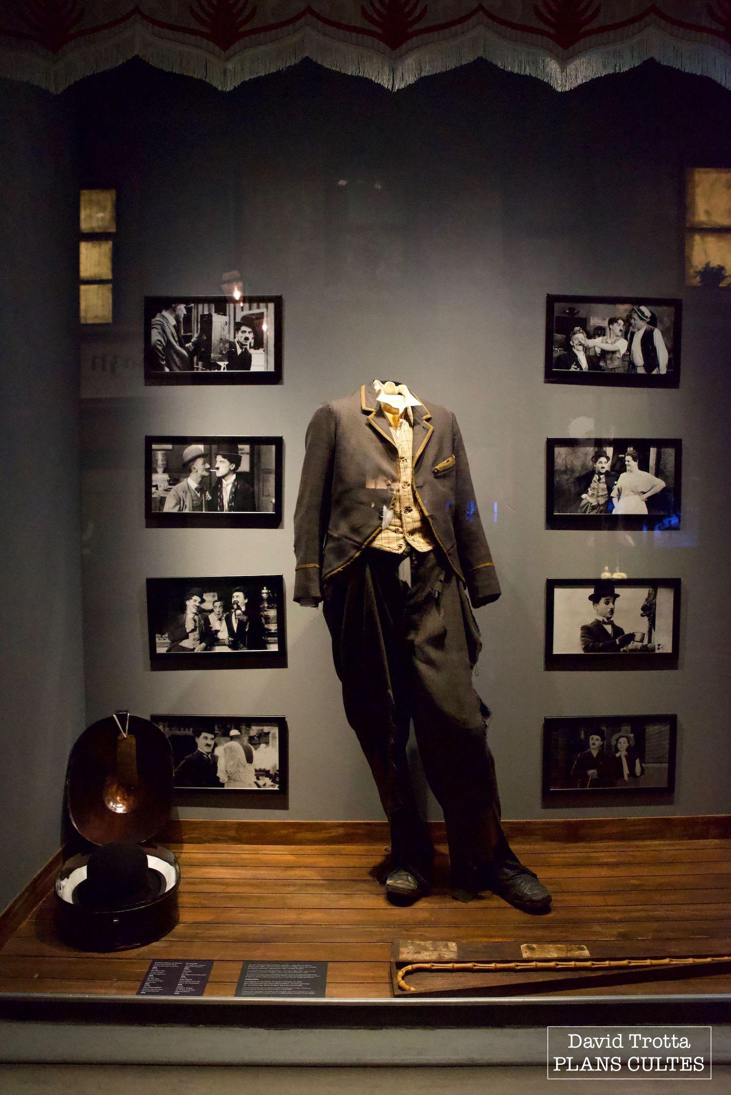 Chaplin's World –Costume