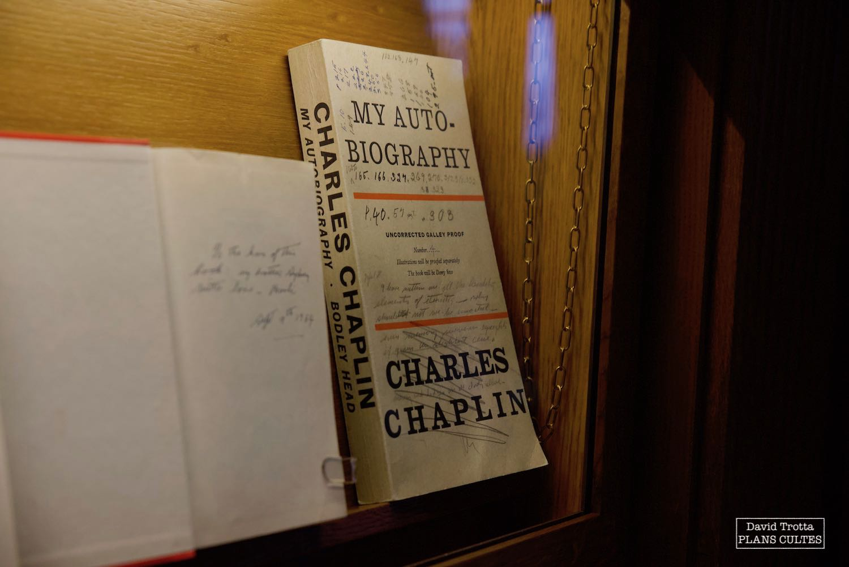 Chaplin's World – Autobiographie de Chaplinanotée