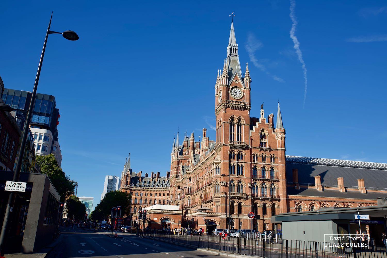 King's Cross, Londres  © DavidTrotta