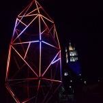 Lausanne Lumières 2019, Place de la Riponne © David Trotta