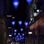 Lausanne Lumières 2019, Ruelle Saint-François © David Trotta