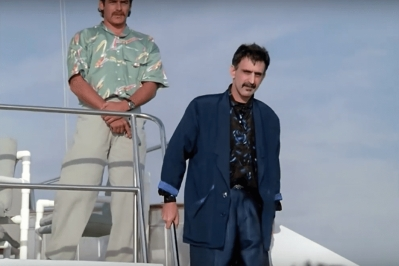 Frank Zappa a quant à lui choisi de rejoindre l'équipe de Miami Vice.
