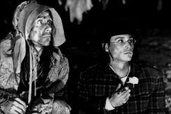 On le retrouve toujours aussi brièvement dans le western Dead Man. Dans le deux cas, il donne la réplique à Johnny Depp, premier rôle dans les deux films et son ami dans la vie.