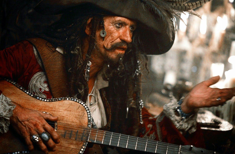 Keith Richards – Pirates desCaraïbes