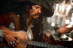 Selon l'acteur Johnny Depp, Keith Richards, qui décroche le rôle du père de Jack Sparrow dans Pirates des Caraïbes, aurait largement inspiré le personnage principal de la saga.