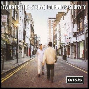 """Un an plus tard, en 1995, Oasis publie """"(What's the Story) Morning Glory"""" et les plus grands morceaux du groupe dont Wonderwall et Don't Look Back in Anger."""