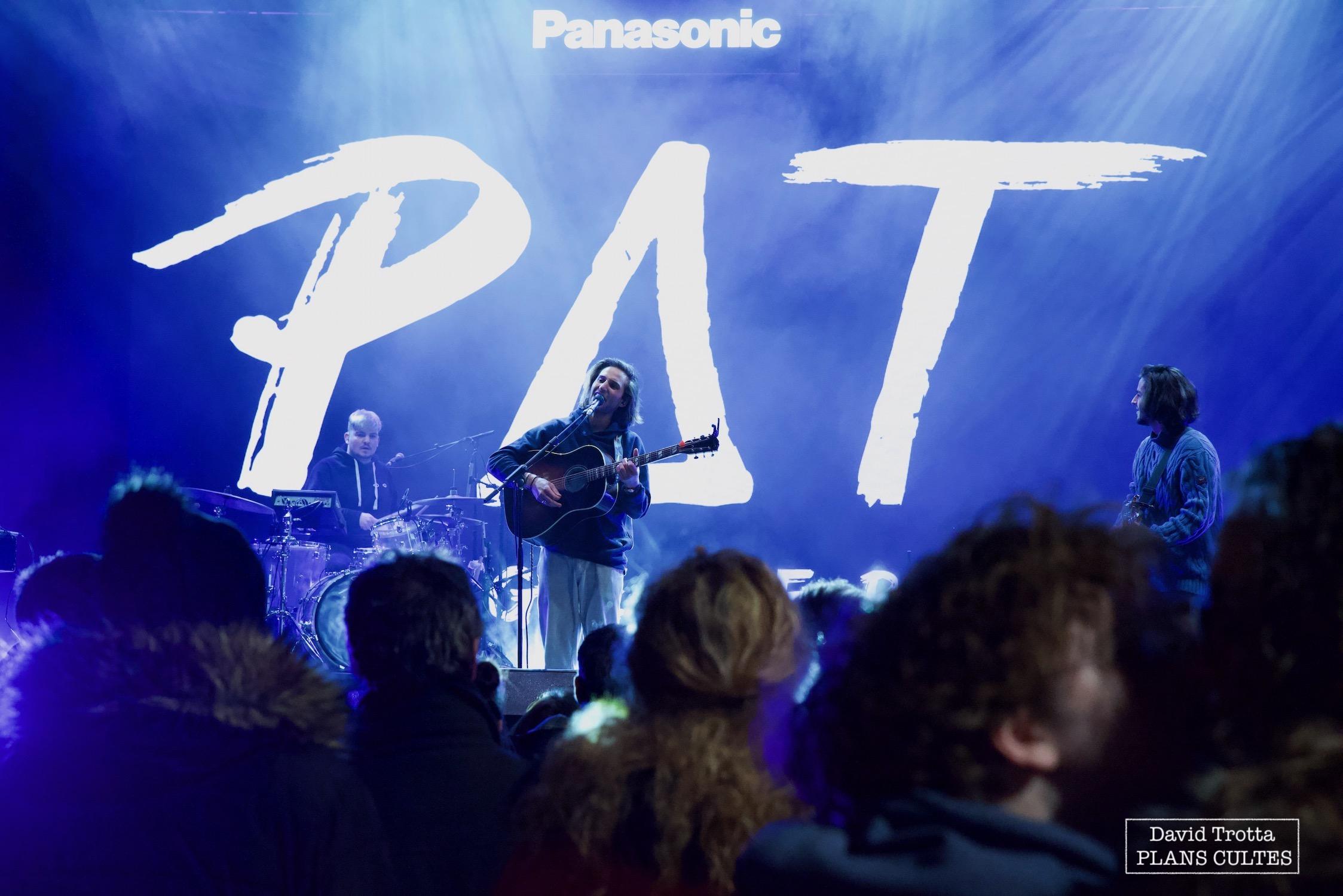 Pat Burgener – Lausanne 2020 © DavidTrotta