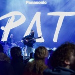 Pat Burgener - Lausanne 2020 © David Trotta
